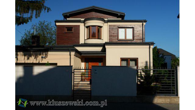 Projekty domów nowoczesnych - bardzo współczesny, słoneczny dom