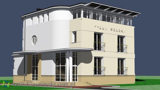 Budowa domu pasywnego na trzy sposoby - według projektów indywidualnych